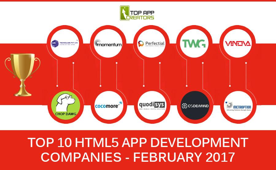Top10-HTML5-App-Development-Companies